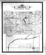 Milton Township, Volinia, Cass County 1896